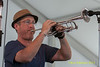 Dave Douglas  photo - The 2012 Newport Jazz Festival, August 3-7, 2012 at The Tennis Hall of Fame and Fort Adams State Park in Newport Rhode Island.