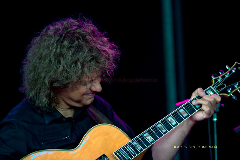 Pat Metheny Photo - Performing at the Saratoga Performing Arts Center's 32nd Annual Freihofer's Jazz Festival June 27 - 28, 2009