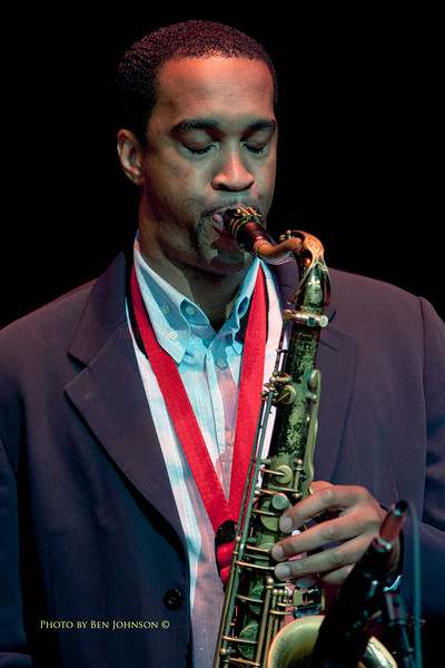 Javon Jackson Photo - Performing at the Saratoga Performing Arts Center's 32nd Annual Freihofer's Jazz Festival June 27 - 28, 2009