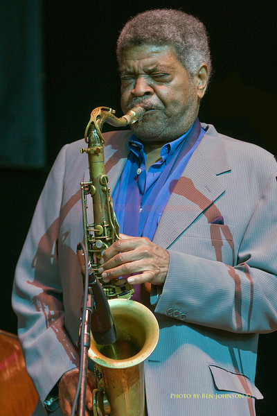 George Coleman Photo - Performing at the Saratoga Performing Arts Center's 32nd Annual Freihofer's Jazz Festival June 27 - 28, 2009