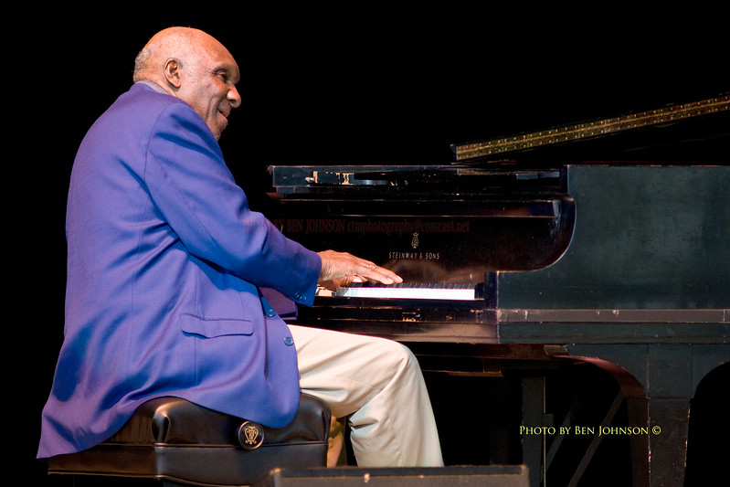 Harold Mabern Photo - Performing at the Saratoga Performing Arts Center's 32nd Annual Freihofer's Jazz Festival June 27 - 28, 2009