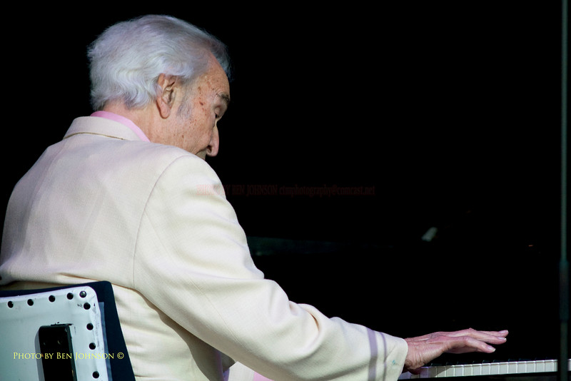 Dave Brubeck Photo - Performing at the Saratoga Performing Arts Center's 32nd Annual Freihofer's Jazz Festival June 27 - 28, 2009