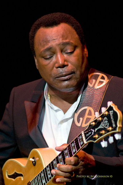 George Benson Photo - Performing at the Saratoga Performing Arts Center's 32nd Annual Freihofer's Jazz Festival June 27 - 28, 2009