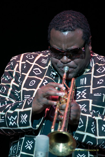 Wallace Roney Photo - Performing at the Saratoga Performing Arts Center's 32nd Annual Freihofer's Jazz Festival June 27 - 28, 2009