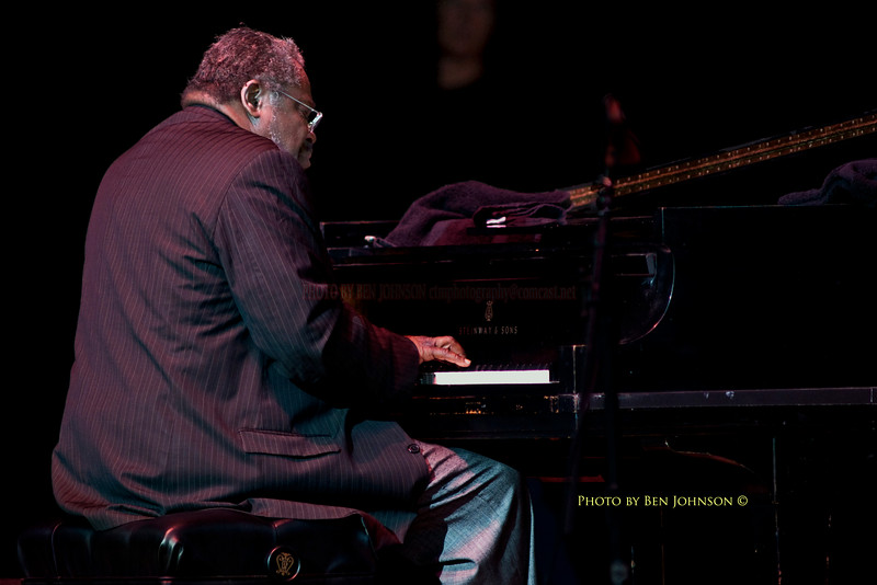 Larry Willis Photo - Performing at the Saratoga Performing Arts Center's 32nd Annual Freihofer's Jazz Festival June 27 - 28, 2009