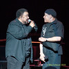 George Duke & Al Jarreau photo - Performing at The 33rd ANNUAL FREIHOFER'S SARATOGA JAZZ FESTIVAL June 26 - 27, 2010, at The Saratoga Performing Arts Center in Saratoga, NY