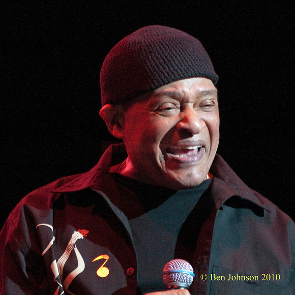 Al Jarreau photo - Performing at The 33rd ANNUAL FREIHOFER'S SARATOGA JAZZ FESTIVAL June 26 - 27, 2010, at The Saratoga Performing Arts Center in Saratoga, NY