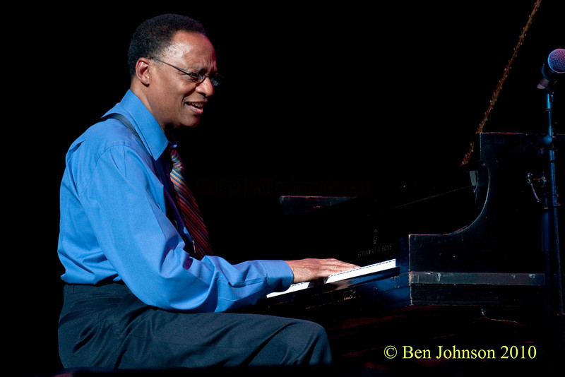 Ramsey Lewis Photo - Performing at The 33rd ANNUAL FREIHOFER'S SARATOGA JAZZ FESTIVAL June 26 - 27, 2010, at The Saratoga Performing Arts Center in Saratoga, NY