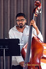 Harish Ragavan photo - with Kendric Scott Performing at The 33rd ANNUAL FREIHOFER'S SARATOGA JAZZ FESTIVAL June 26 - 27, 2010, at The Saratoga Performing Arts Center in Saratoga, NY