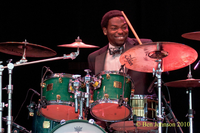 Julian Addison Photo - Performing at The 33rd ANNUAL FREIHOFER'S SARATOGA JAZZ FESTIVAL June 26 - 27, 2010, at The Saratoga Performing Arts Center in Saratoga, NY