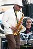 Sonny Fortune photo - performing performing at The 2010 West Oak Lane Jazz Festival .