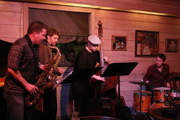 20071020 Joe Santa Maria Quartet @ Cezanne