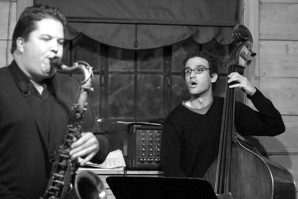 20080104 Joe Santamaria, Woody Witt, Andrew Gordan & Clyde Adams II