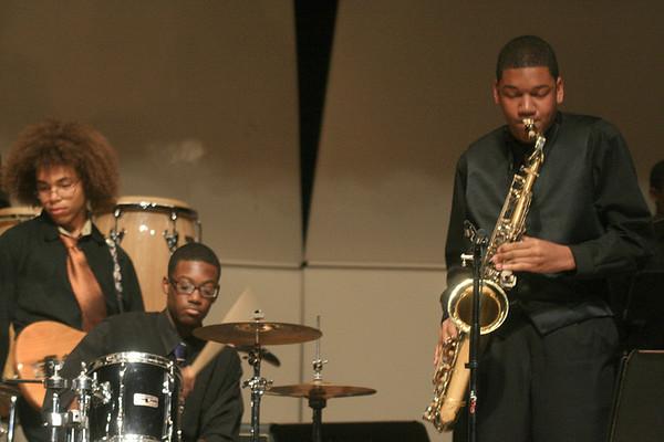 20090404 TSU Jazz Festival