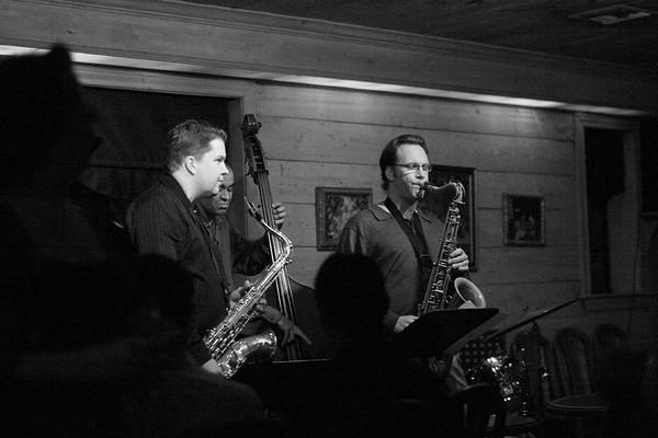 20091017 New York Standards Quartet