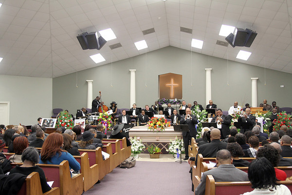 20110205 Barrie Lee Hall, Jr Homegoing
