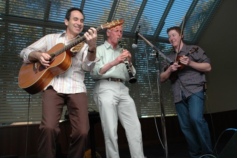 Dale, David and Caleb