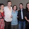Velvet:<br /> <br /> Lauren, Damian, Dave,Anthony, Mel