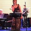 Justine Hogan on vocals...