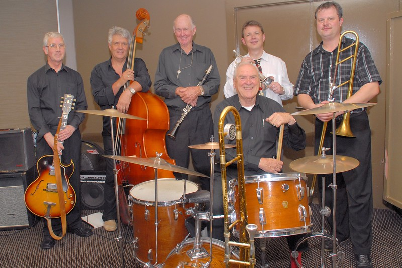 Peter Brown's All Stars, with special guest, Geoff Power