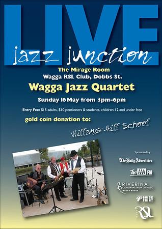 16/5/10 Wagga Jazz Quartet