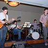 The Julian Fung Quartet: Julian Fung – saxophone, Paul Mason – guitar, Noel Mason – bass and Dom Robinson – drums