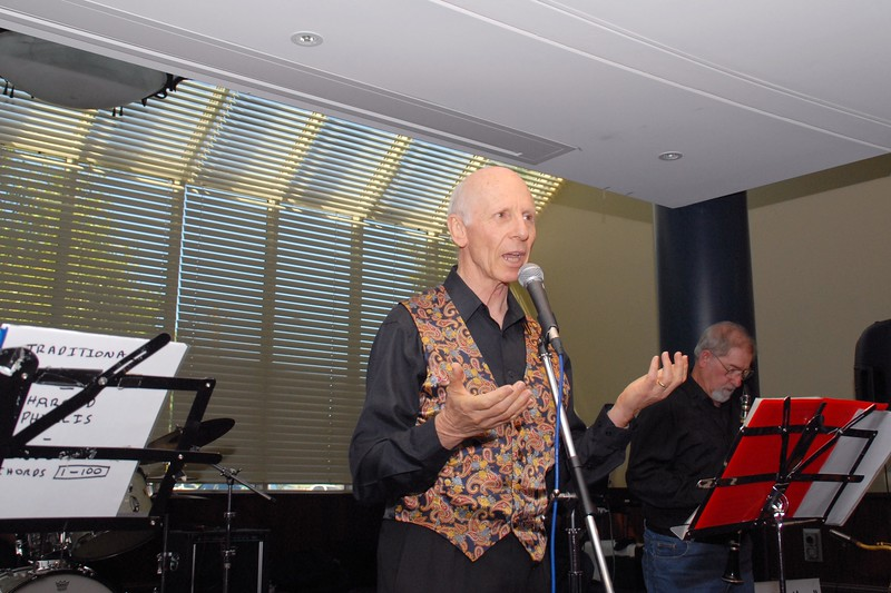 David Kennedy introduces the band
