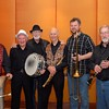 L to R: Graeme Callander, George Ceely, Charlie Down, David Kennedy, David Saxon, Peter Brown