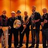 L to R: Graeme Callander, George Ceely, Charlie Down, David Kennedy, David Saxon, Peter Brown