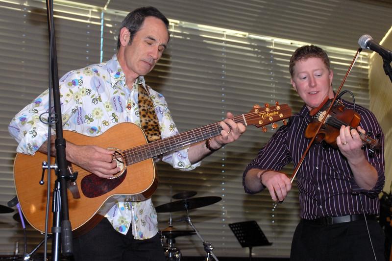 Dale Allison & Caleb Richards