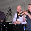 David Kennedy (sax), Andrew Heap (trumpet)