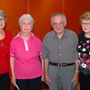 The Organisers! L to R: Judy Stubbs, Patricia Ceely, George Ceely and Jean Haste