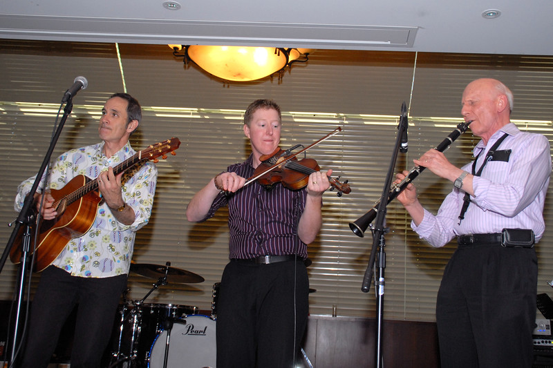 Dale Allison, Caleb Richards and David Kennedy