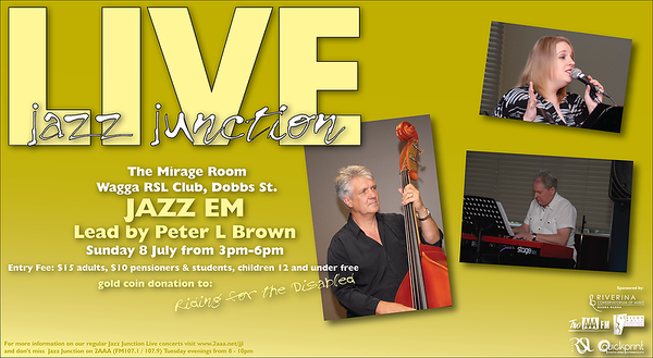 8/7/12 Peter Brown & Friends