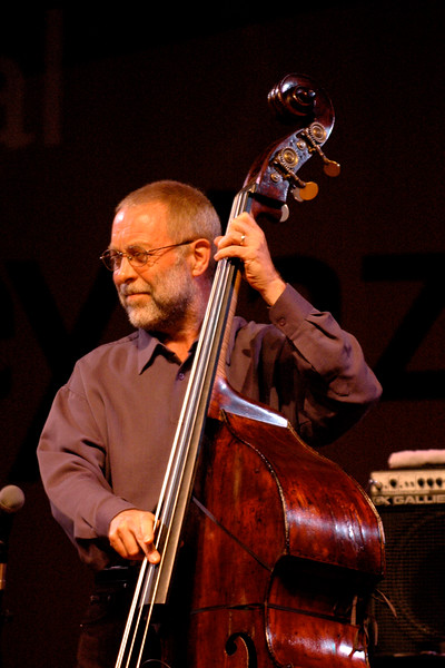 Dave Holland performing at the Monterey Jazz Festival on September 21, 2007.