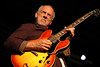 Larry Carlton performs with his Blues Band in the nightclub at the Monterey Jazz Festival on 091705.