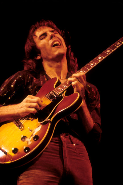 Larry Carlton performs at the Great American Music Hall in San Francisco in 1979.