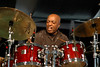 Roy Haynes celebrates his 80th birthday with a set at the New Orleans Jazz & Heritage Festival on 4-30-05.