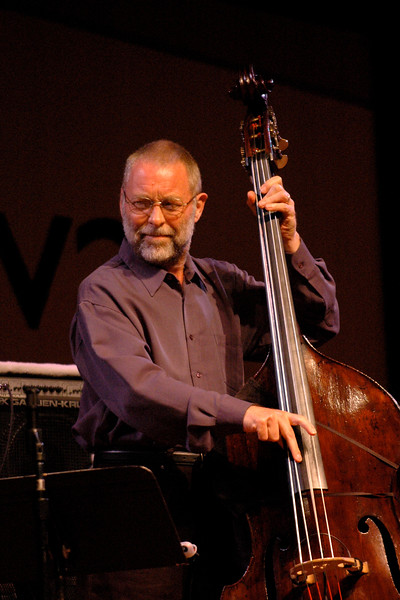 Dave Holland performs at the Monterey Jazz Festival on September 21, 2007.
