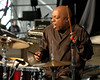 Roy Haynes performs at the New Orleans Jazz & Heritage Festival on April 30, 2005.