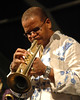 Terence Blanchard performs at the New Orleans Jazz & Heritage Festival on April 29, 2006.