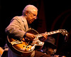 Kenny Burrell performs with the Gerald Wilson Orchestra at the Monterey Jazz Festival on September 22, 2007.