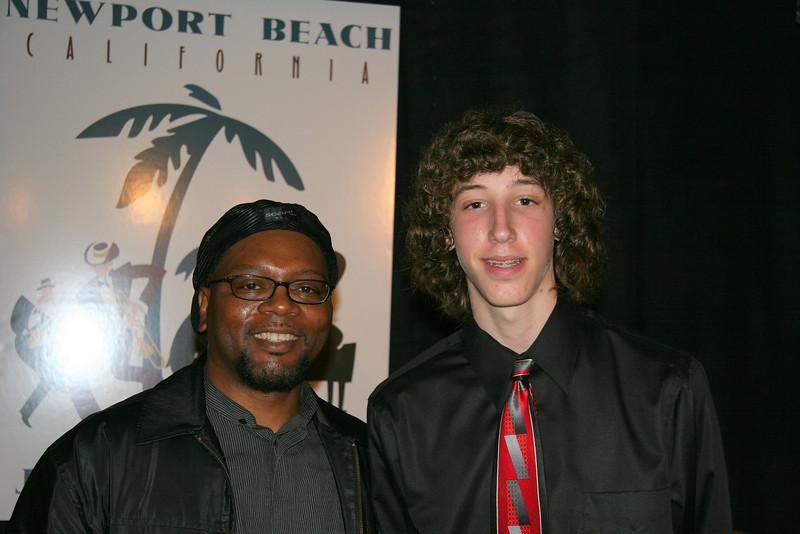 Lewis & El Dorado Drummer