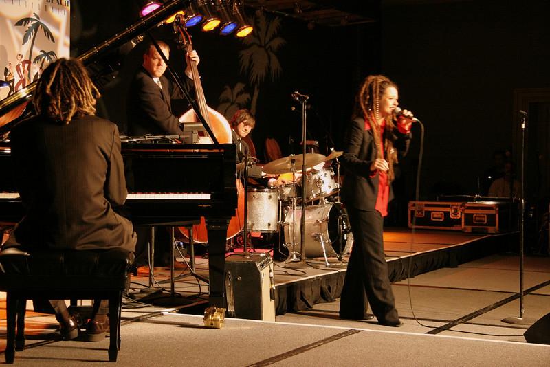 Annie & GC trio