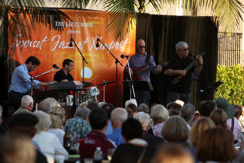 Sunset Jazz Series IV Newport Beach 8/21/13 Dori Caymmi Quartet