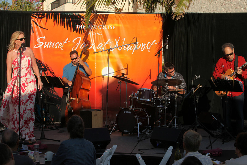 Sunset Jazz at Newport Carol Welsman