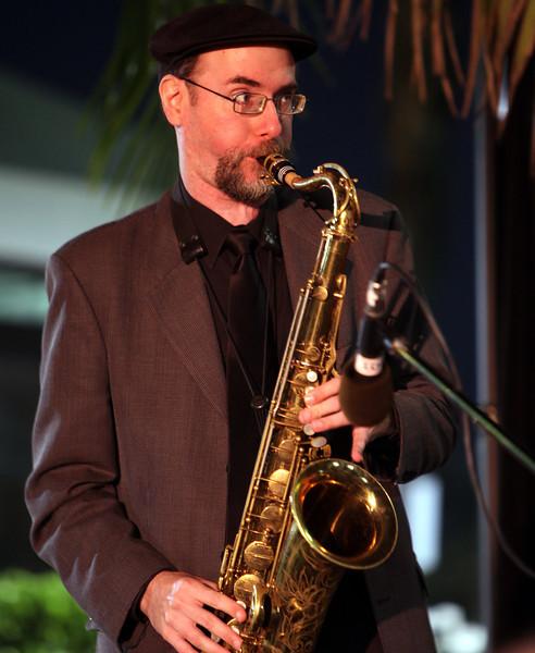 Sunset Jazz at Newport Judy Roberts
