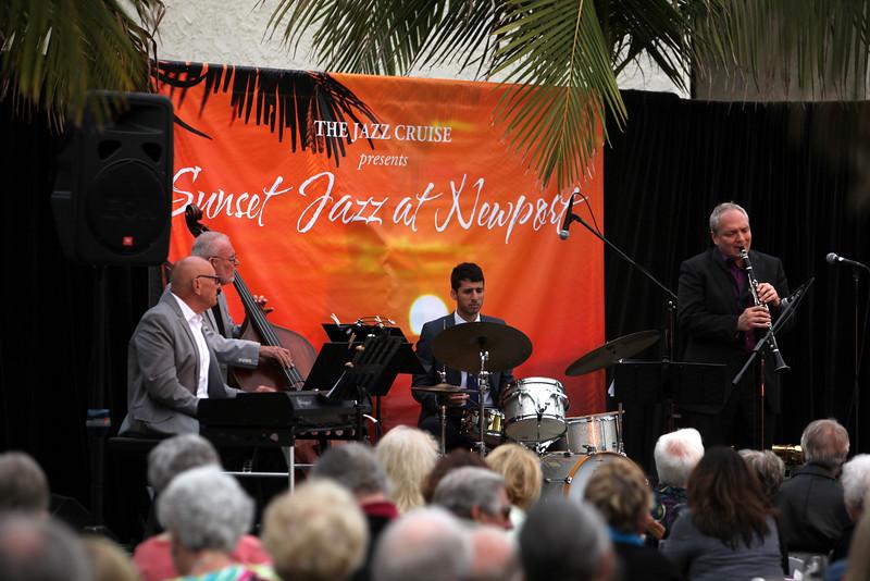 Sunset Series IV 8/14/2003 The Ken Peplowski Quartet
