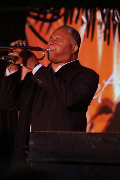 Sunset Series IV 8/28/2013 Byron Stripling Quartet