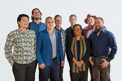 Kimmel Center 18-19 Jazz Residency Artists